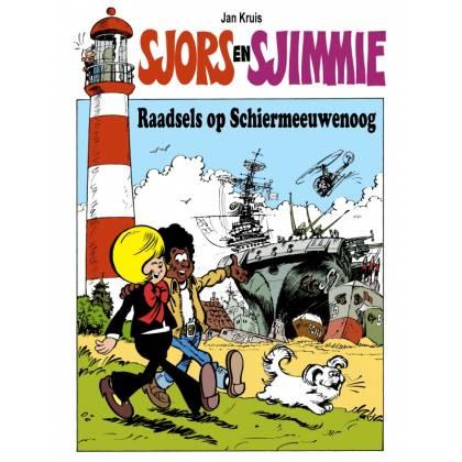 Sjors en Sjimmie 1: Raadsels op Schiermeeuwenoog