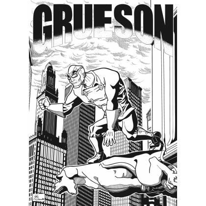 Grueson, boek 1: De erfenis