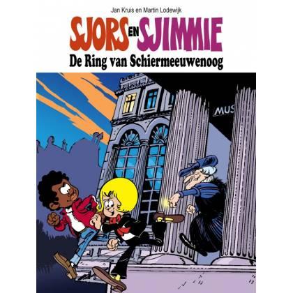Sjors en Sjimmie 2: De ring van Schiermeeuwenoog