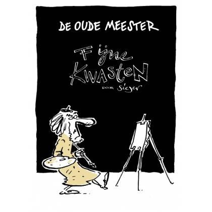 De oude meester 1: Fijne kwasten